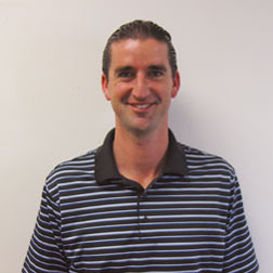 Mark Reisch - Director of Sales - Central/Eastern regions