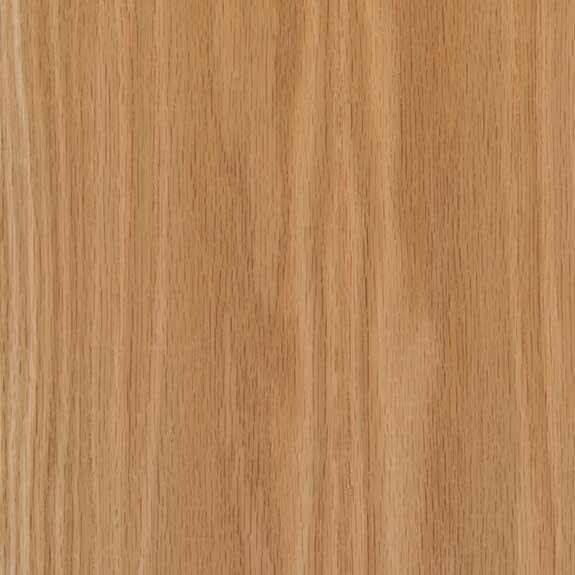 Finish Profile // Red Oak