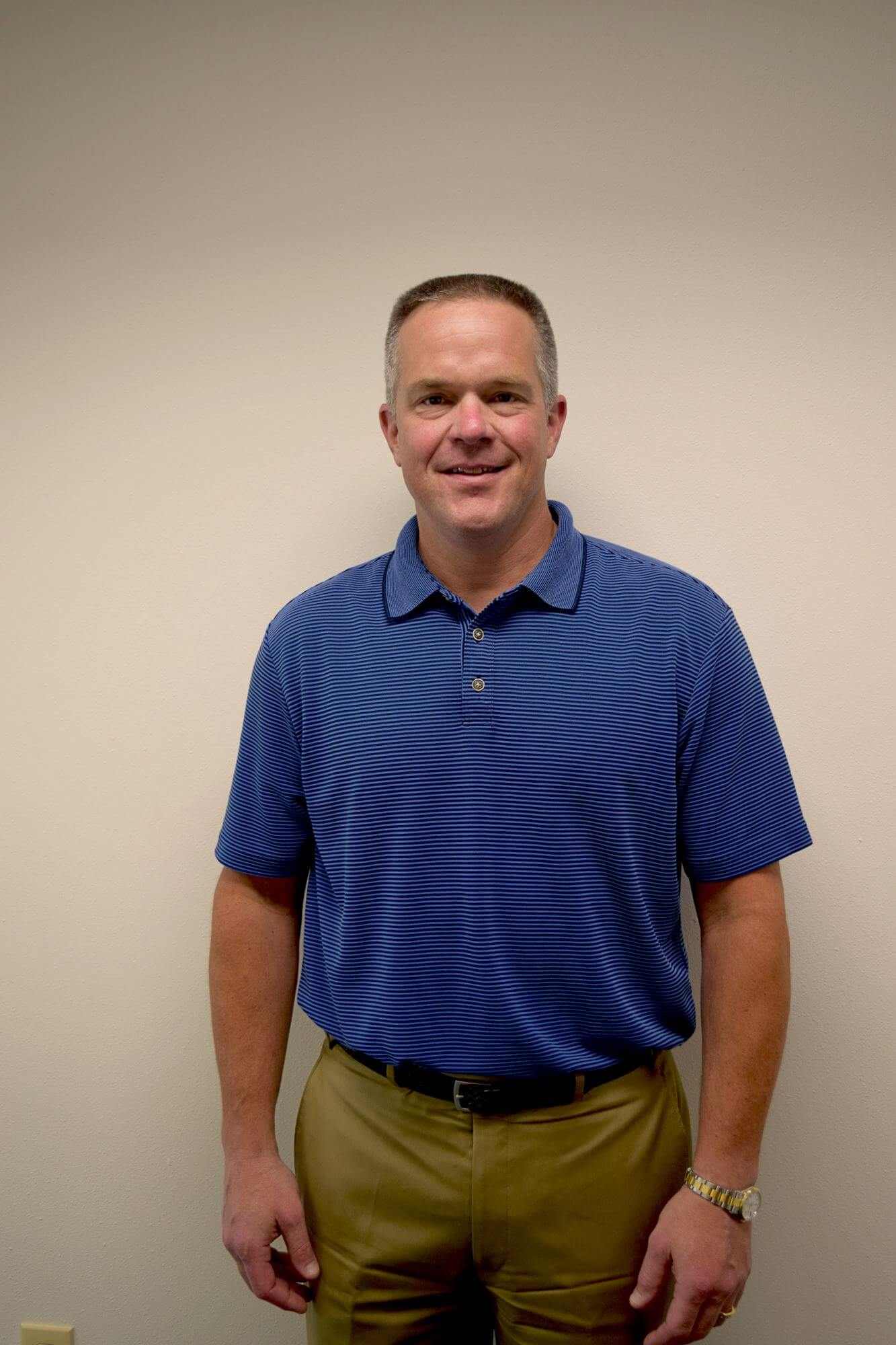 Chris Schlabach, Vice President of Sales