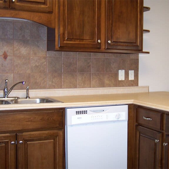 VT Industries Dimensions Laminate Countertops Valencia