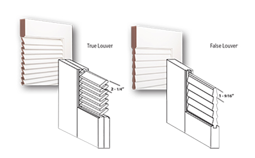 Louver Illustrations