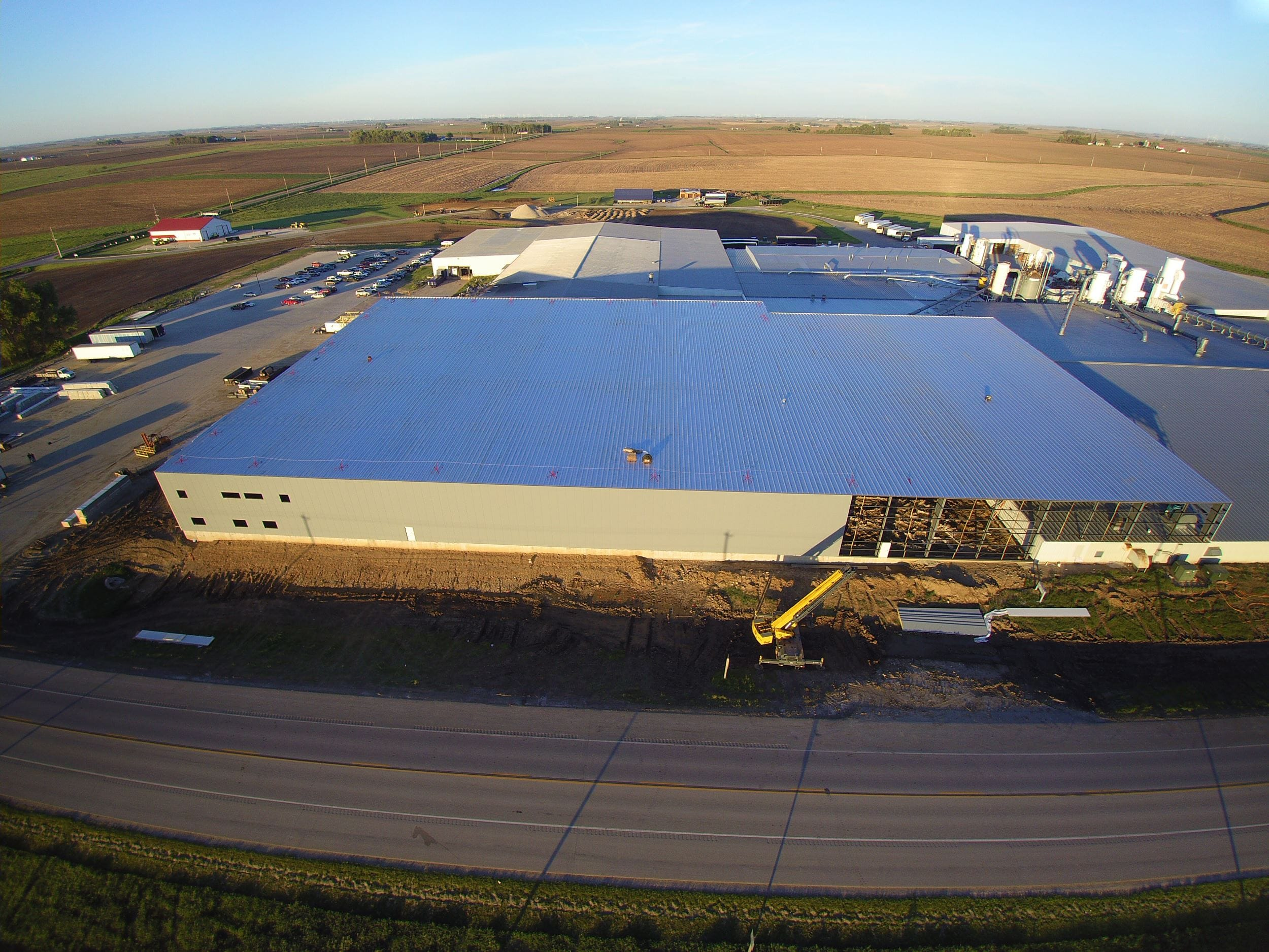 VT Industries Expands Holstein, Iowa Manufacturing Facility