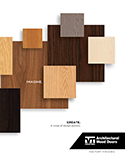 VT Industries Updates Standard Factory Finishes for Architectural Wood Doors