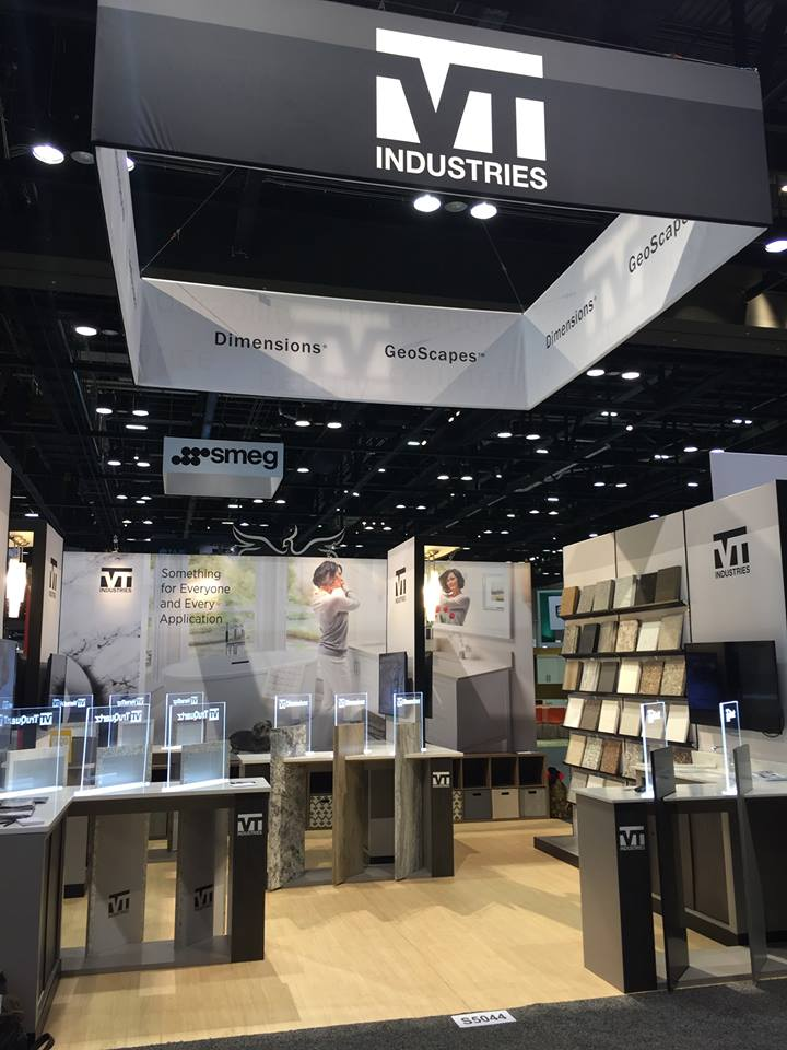 KBIS booth photo