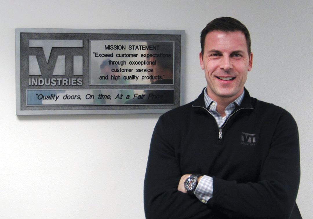 VT Industries, Inc. Names Jason Farver President