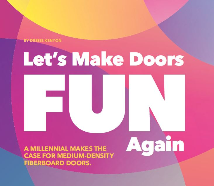 Let's Make Doors Fun Again
