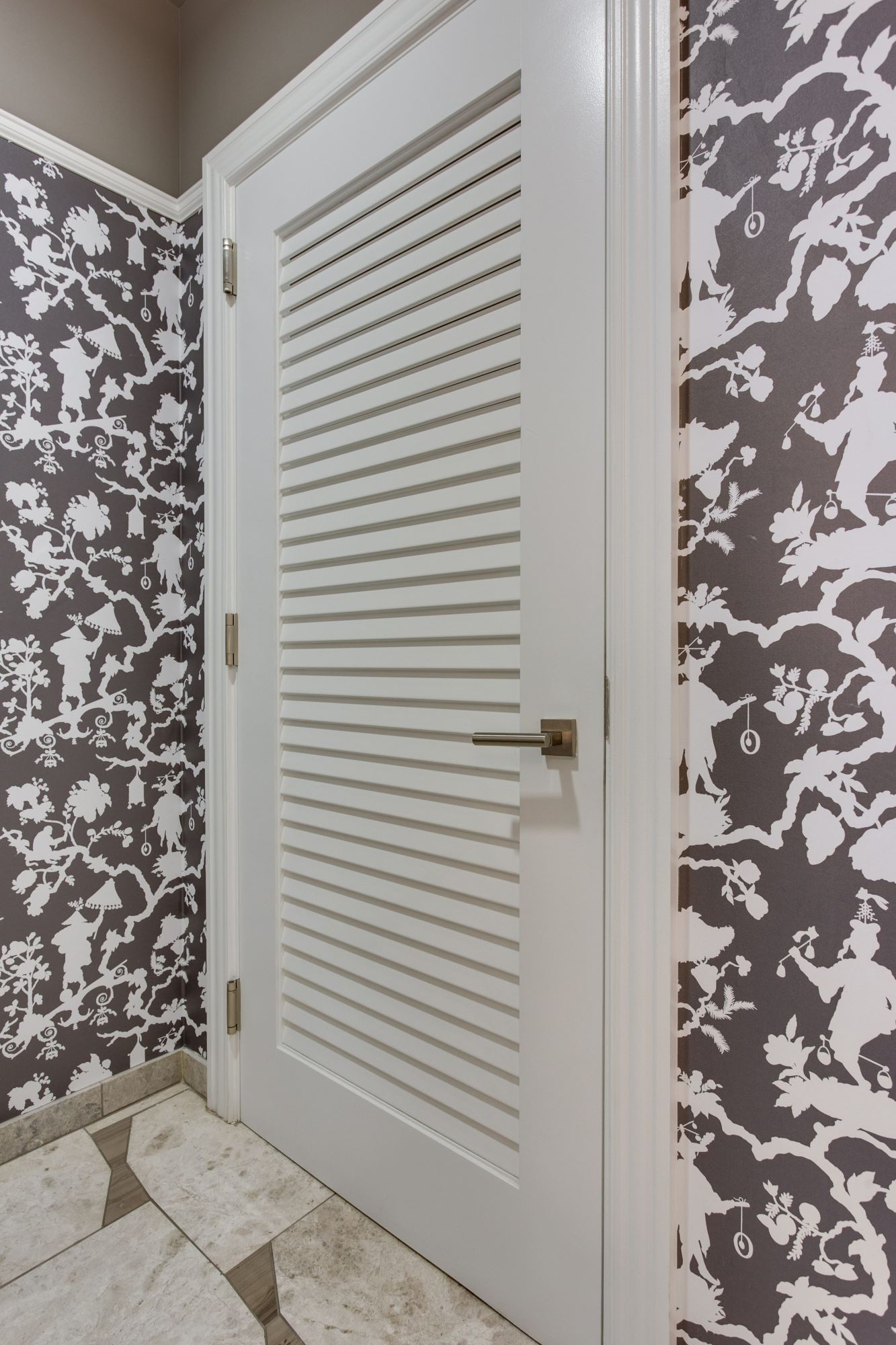 Supa Collection MDF Stile and Rail Louver Doors