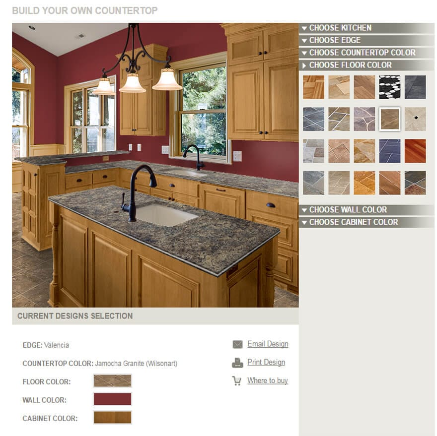 Build Your Own Countertop Vt Industries Inc