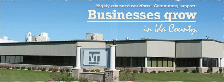 VT Industries Named Top Employer of Ida County