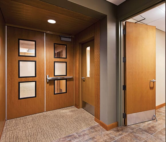 VT Industries Architectural Wood Doors Flush Veneer