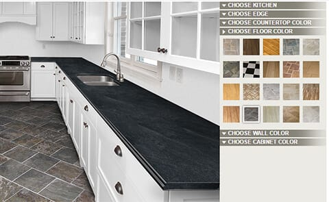 Build Your Own Countertop